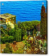 Beautiful Sicily Acrylic Print