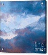 Beautiful Sky Acrylic Print