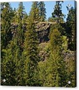 Beautiful Spring Day In Spokane Acrylic Print