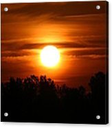 Beautiful Sunrise Acrylic Print