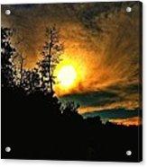 Beautiful Sunset Acrylic Print