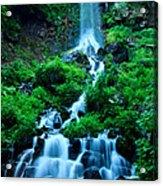 Beautiful Waterfalls In Karuizawa Japan Acrylic Print
