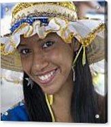 Beautiful Women Of Brazil 11 Acrylic Print