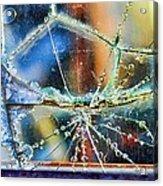 Beautifully Broken Framed Acrylic Print