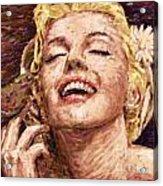 Beautifully Happy Acrylic Print