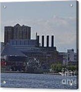 Beauty Of Baltimore Acrylic Print