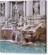 Beauty Of Rome Acrylic Print