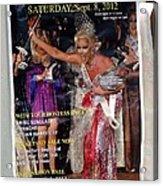 Beauty Queen Acrylic Print