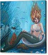 Beauty Under The Sea Acrylic Print