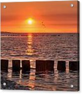 Beautyful Sunset Acrylic Print