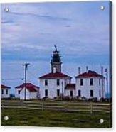 Beavertail Lighthouse. Acrylic Print