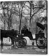 Beckoning Carriage Acrylic Print