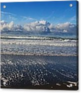 Beckoning Sea Acrylic Print