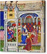 Bedford Hours Acrylic Print