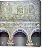 Bedroom Of The Moorish Kings In Real Alcazar Acrylic Print