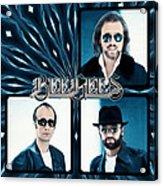 Bee Gees I Acrylic Print