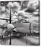 Beechcraft C-12 Huron Acrylic Print