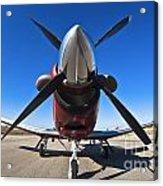 Beechcraft T-6a Texan II  Acrylic Print