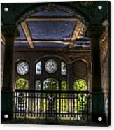 Beelitz Arches Acrylic Print