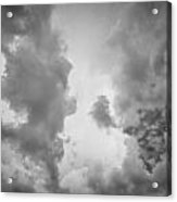 Before The Storm Clouds Stratocumulus 3 Acrylic Print