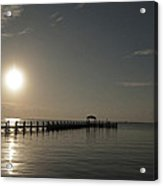 Before The Sunset Acrylic Print