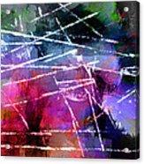 Behind The Horizon Acrylic Print