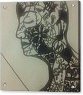 Beholder Acrylic Print