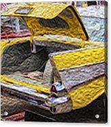 Bel Air Boot Acrylic Print