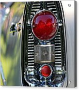 Bel Air Taillight Acrylic Print