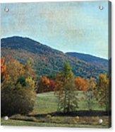 Belknap From Rogers Field Acrylic Print