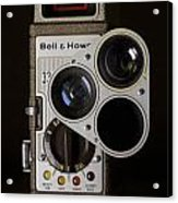 Bell And Howell 333 Movie Camera Acrylic Print
