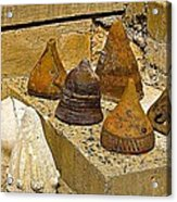 Bell Forms Acrylic Print