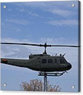 Bell Helicopter Uh-1 Iroquois - Huey Acrylic Print