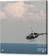 Bell In Flight Acrylic Print