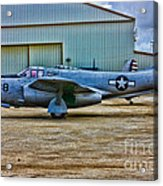 Bell P-59 Airacomet Acrylic Print