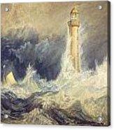 Bell Rock Lighthouse Acrylic Print