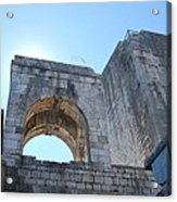 Bell Tower 1386 Acrylic Print