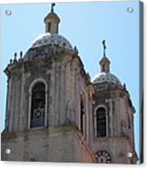 Bell Towers Acrylic Print