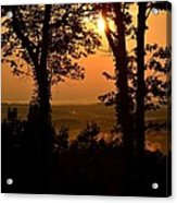 Bella Vista Sunset 2 Acrylic Print