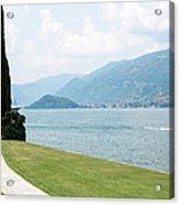 Bellagio, Lake Como, Lombardy, Italy Acrylic Print