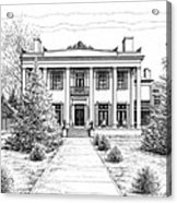 Belle Meade Plantation Acrylic Print