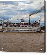 Belle Of Louisville Acrylic Print