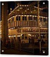 Belle Of Louisville Lights Acrylic Print