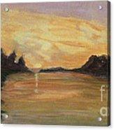 Belle River II Acrylic Print