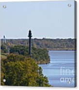 Bellevue Rear Range Lighthouse  Acrylic Print