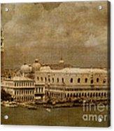 Bellissima Venezia Acrylic Print