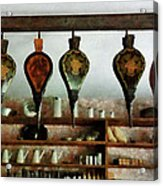 Bellows In General Store Acrylic Print