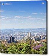 Belo Horizonte Acrylic Print