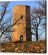 Beloit Historic Water Tower Acrylic Print