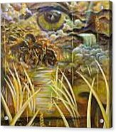 Beloved Nehiyowin Acrylic Print